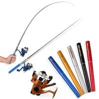 Fish Rod Pen Pocket Fishing 1.4 meter