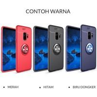 Xiaomi Redmi Note 5A Prime Metal iRing Soft Case Cover Casing Silicone