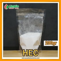 Hec Cellosize Natrosol 200gr Bahan Kimia Pengental Softener