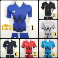 [Best 🌟 ] Baju Kaos Olahraga Jersey Bola Setelan Futsal Voli