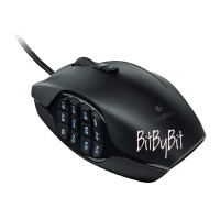 Logitech G600 MMO Gaming Mouse 20 Programmable Buttons