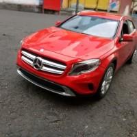 mainan mobil remote control rastar Mercedes Benz GLA class