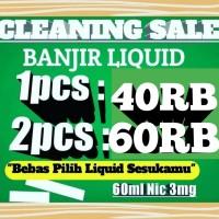 CLEANING SALE ( BANJIR LIQUID )
