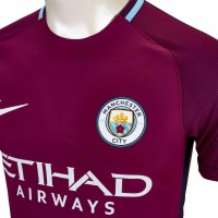 Jersey Manchester City Away 2017/18 - Aeroswift
