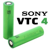 Authentic Battery Sony VTC 4 18650 2100MAH 30A