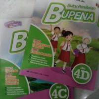 Paket Buku Penilaian BUPENA Kls 4 Jilid 4C dan 4D