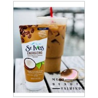 ST Ives Energizing Coconut & Coffee Face Scrub 170gr