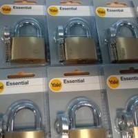 YALE - YE1- 50 -126 - 1 Essential Series Padlock