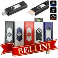 Korek Api Elektrik USB Charge Korek Rokok Elektrik Korek USB Lighter