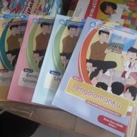 Paket Buku Guru Tematik Kelas 1 Semester 2 Tema 5,6,7,8