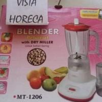 Bagu Bosquu Blender Juice / Es / Biji-Bijian Maspion Mt1206 (Garansi