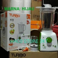 Good Bosquu Sale! Philips Turbo Blender/Juicer Kaca 2 Liter