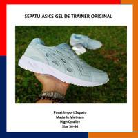 Sepatu Pria Wanita Asics Gel DS Trainer Sepatu Badminton Volly Import