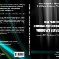 BUKU Best Practice Windows Server 2012 dan Exchange Server 2012