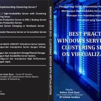 BUKU Windows Server 2012 Clustering Server dan MS SQL 2014 Cluster on