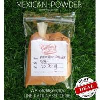 Harga mexican seasoning powder bumbu | antitipu.com