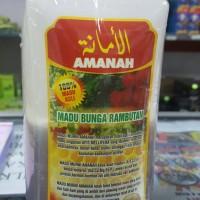 Madu Bunga Rambutan AMANAH Original 1000 Gram