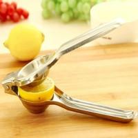 Perasan Lemon / Pesaran Jeruk / Alat Pemeras Stainless Steel