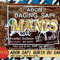 Abon Sapi Khas Surabaya - IBU SARTI