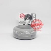 Pomade - Gatsby - moving rubber grunge mat abu abu 80g