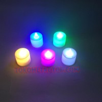 Lilin elektrik Mini led candles lampu light