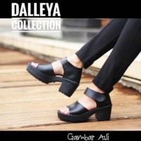 Harga lilyshoes morymony real pict dalleya sepatu wanita casual h | Pembandingharga.com