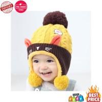 Harga lucu bayi bayi beanie topi musim dingin topi hangat untuk | Pembandingharga.com