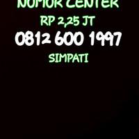 Nomor Cantik Simpati Seri Tahun 1997-0812 600 1997 NB-1745
