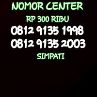 Nomor Cantik Simpati Seri Tahun 2003&1998-0812 9135 1998 BO7