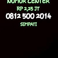 Nomor Cantik Simpati Seri Tahun 2014-0812 500 2014 NB-1739