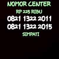 Nomor Cantik Simpati Seri Tahun 2011&2015-0821 1322 2011BO2