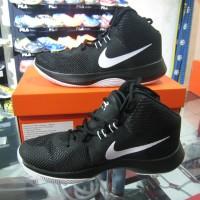 Sepatu Basket Nike Air Precision Hitam Putih Original Sapatu Olahraga 56abb3a185