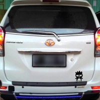 Sticker Decal Badtzmaru