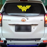 Sticker Decal Wonder Woman