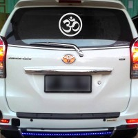 Sticker Decal Om Yoga