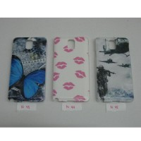 Painting Phone Plastic Case For Samsung Galaxy Note 3 - N44