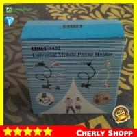Lazypod Smartphone Holder Lazypod Mini Tripod Bahan Besi Lentur Orignl