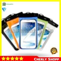 Sarung Kedap Air Mobile Phone Waterproof Bag Bahan Kuat SEGEL Terjamin