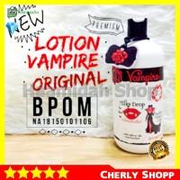 Harga handbody pemutih lotion vampire pencerah penghalus 500ml orignal | Pembandingharga.com
