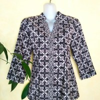 Atasan Batik Keris, cap (not print), wax proccess, preloved 97%