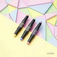 100% ORIGINAL Etude House Play 101 Multi Color Countour Duo Stick