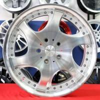 Velg Mobil Ring 17 HSR Gangnam 6052 Hole 5 Luxio Innova Terios Yankee