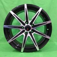 Velg Racing KCCX Ring 17 Untuk Mobil Innova , Luxio , Ertiga Dll