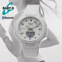 Casio Baby-G G-SQUAD BSA-B100-7ADR - Jam Tangan Wanita - Putih