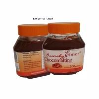 Elmer Chocomaltine Crunchy 200gr HALAL MUI exp Juli 2019!!