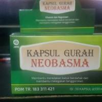 Kapsul Gurah NEOBASMA Original Herbal Batuk Berdahak