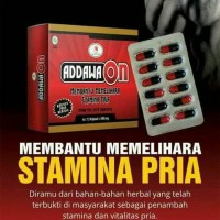 Kapsul Stamina Pria ADDAWA-ON Original