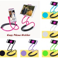 Easy Phone Holder (Bebaskan tangan anda dari memegang smartphone, iPad