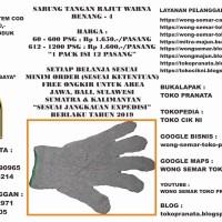 Harga Benang Gelasan Paling Tajam Hargano.com