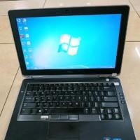 Laptop Bekas Dell Latitude E6330 i5 gen 3 ram 4 gb ter 2019